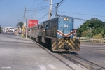 Train at Pavas