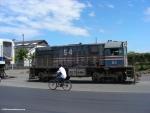 Locomotive in Limon