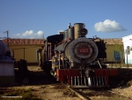 Steam Engine In Trinidad