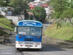 Bus to La Suiza, Heredia