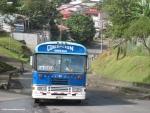 Bus to La Suiza, Heredia