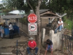 Nicaraguan / Costarican border