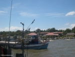 Ferries on the Nicaragua Lake