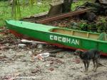 Boat on Bastimentos