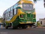 Minibus back side