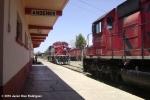 Felipe Pescador Train Station