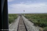 Rail to the horizon